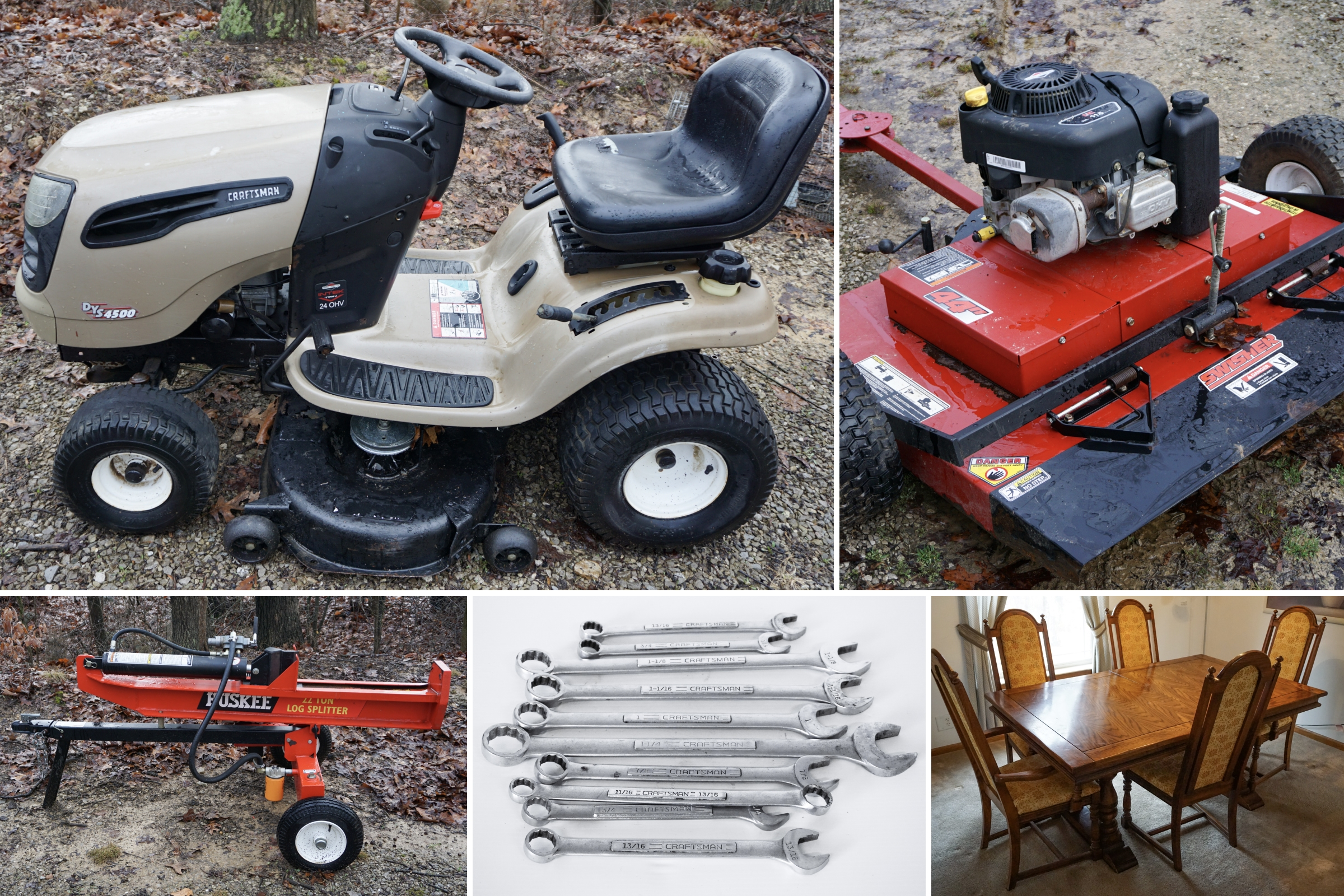 Thursby Personal Property Auction