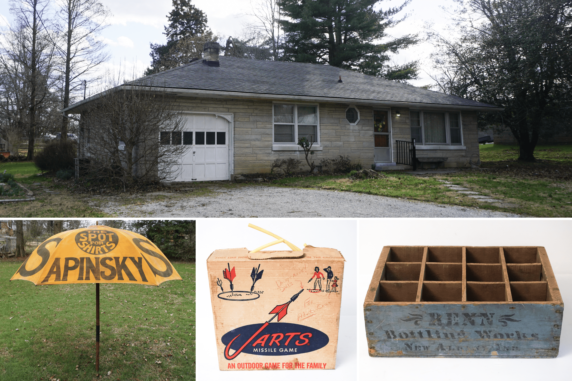 Paul Graf Real Estate & Contents Auction