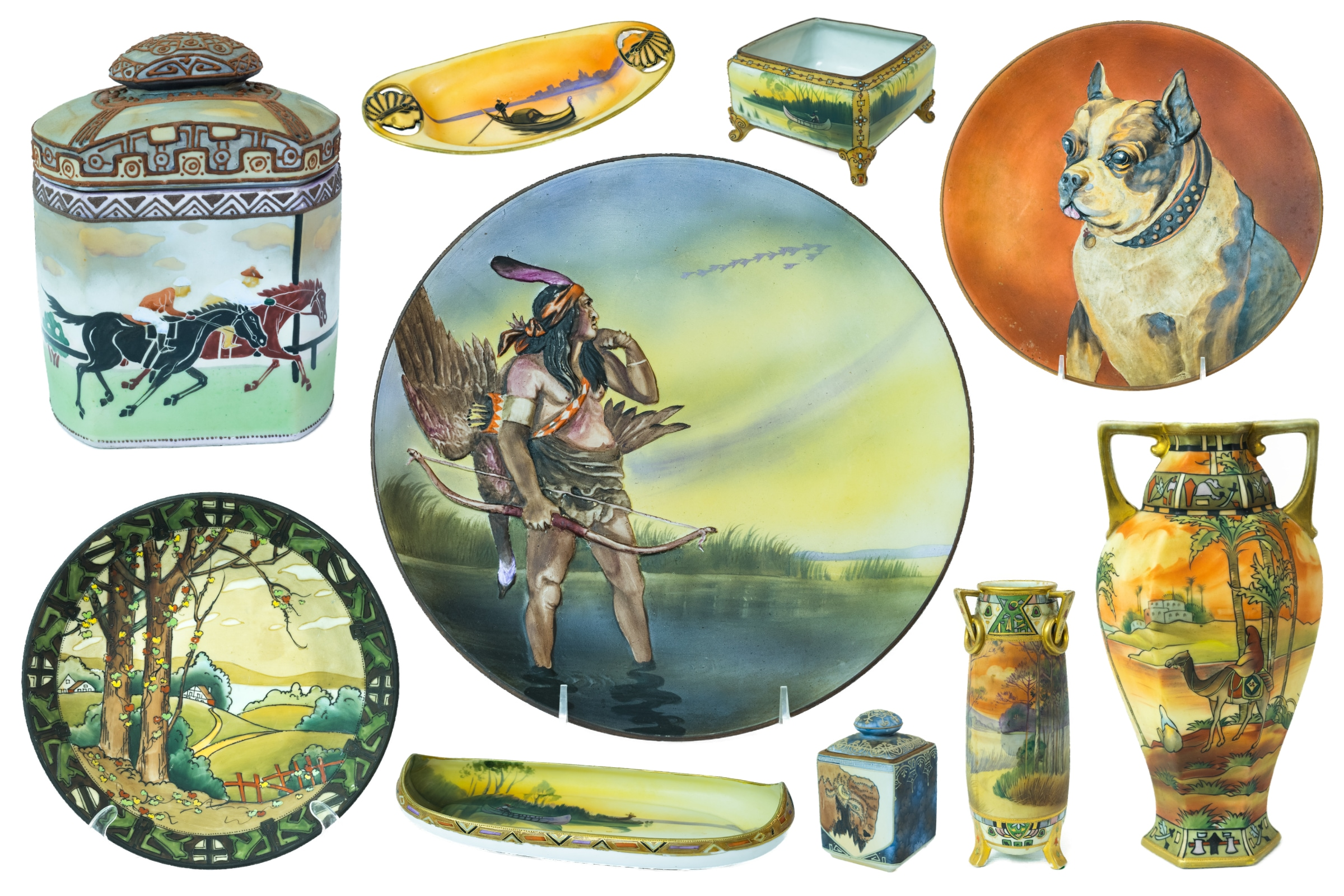 The Landgraf Nippon Collection Online Auction