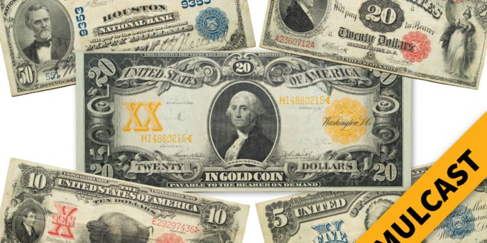United States Paper Currency Auction