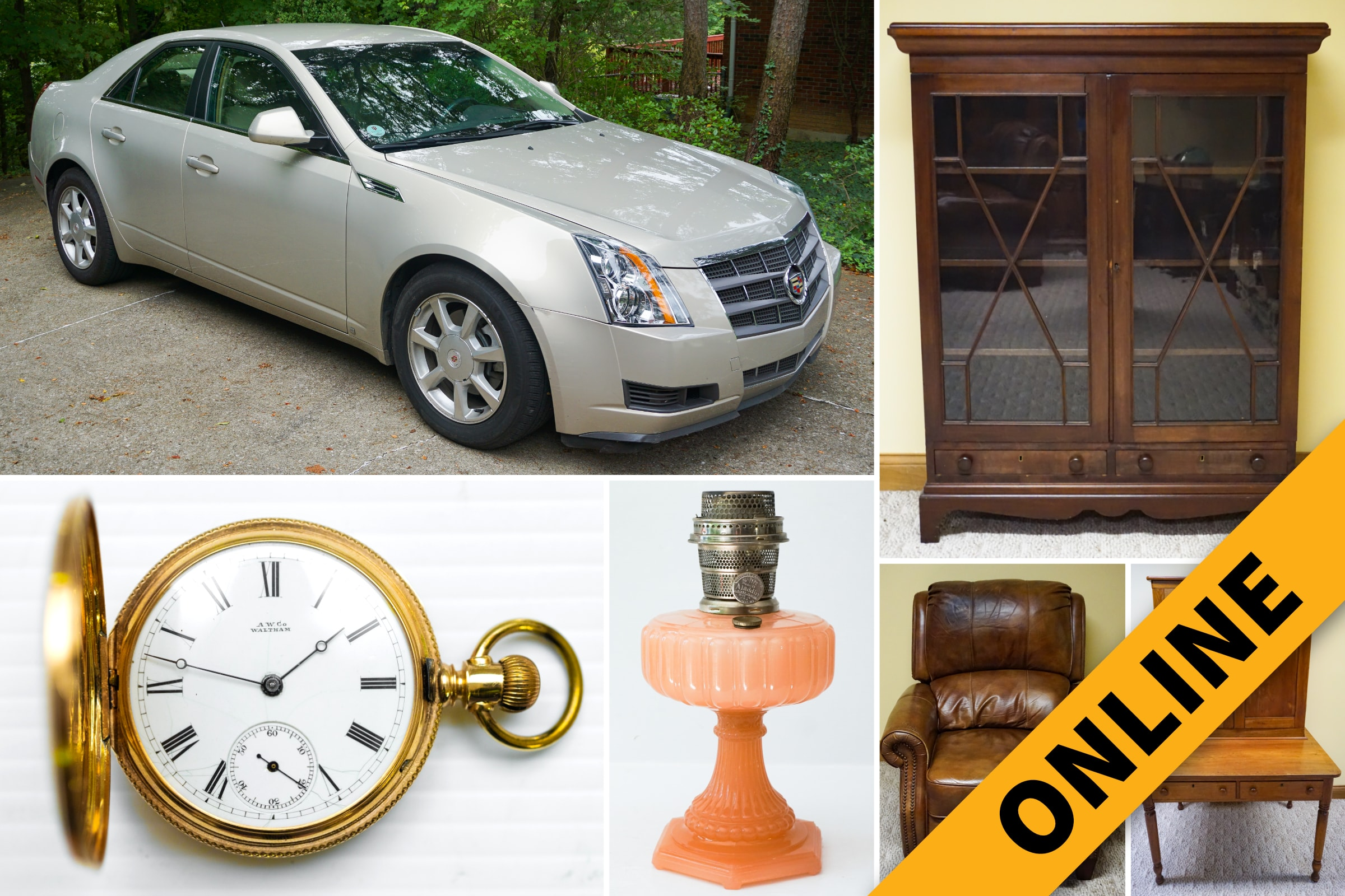 Lohmeyer Vehicle, Antique & Collectible Online Auction