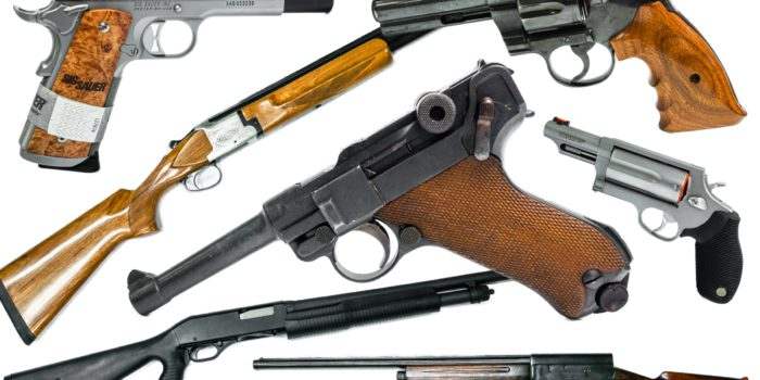 Outstanding Firearm & Knife Auction