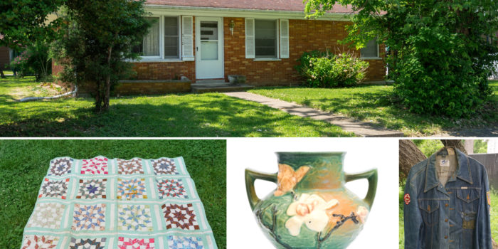 Old Clarksville Home & Contents Auction