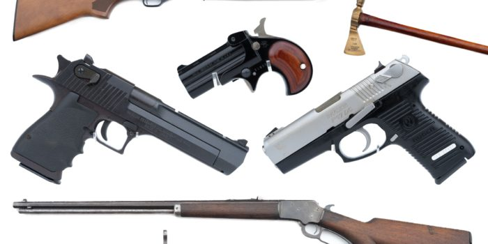 Firearms, Accessories & Supplies Auction