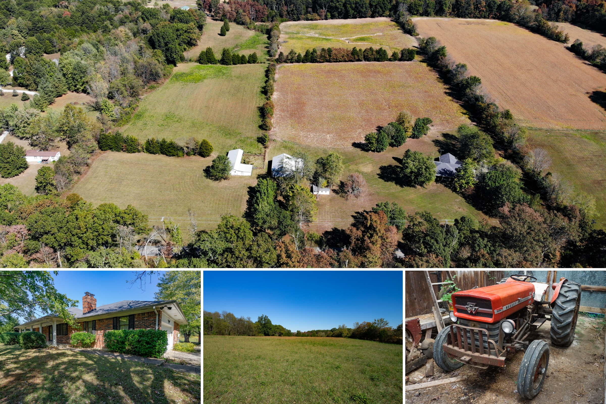 20 Acre Clark County Farm & Contents Auction