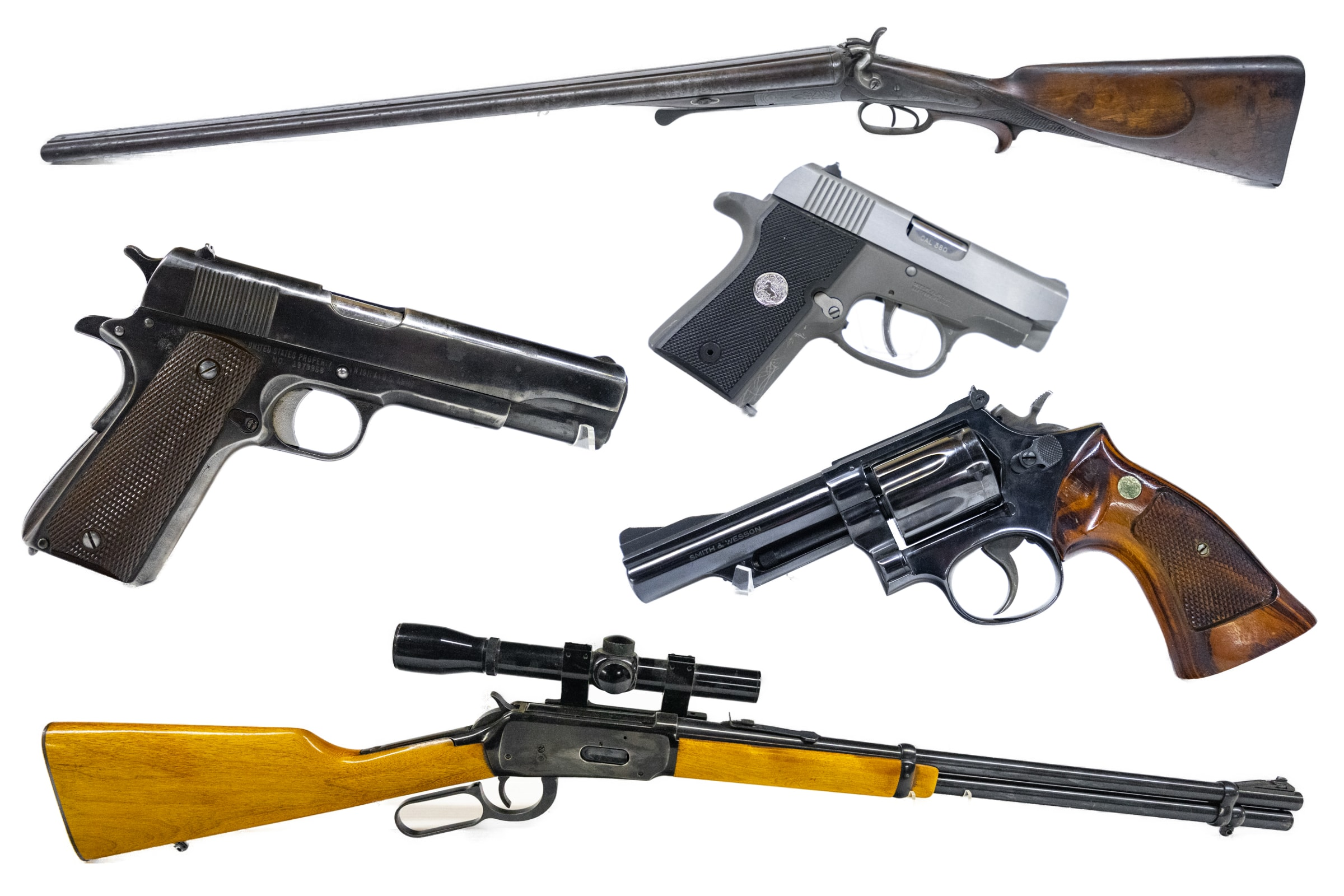 Fosskuhl Firearm Auction