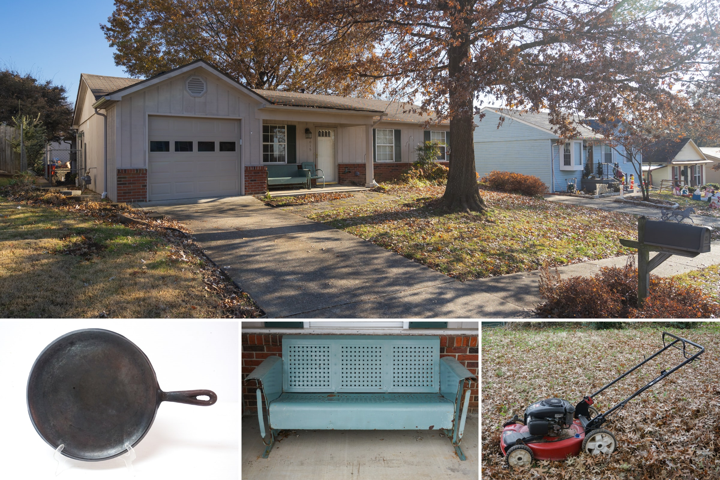 Ranch Home & Contents Auction