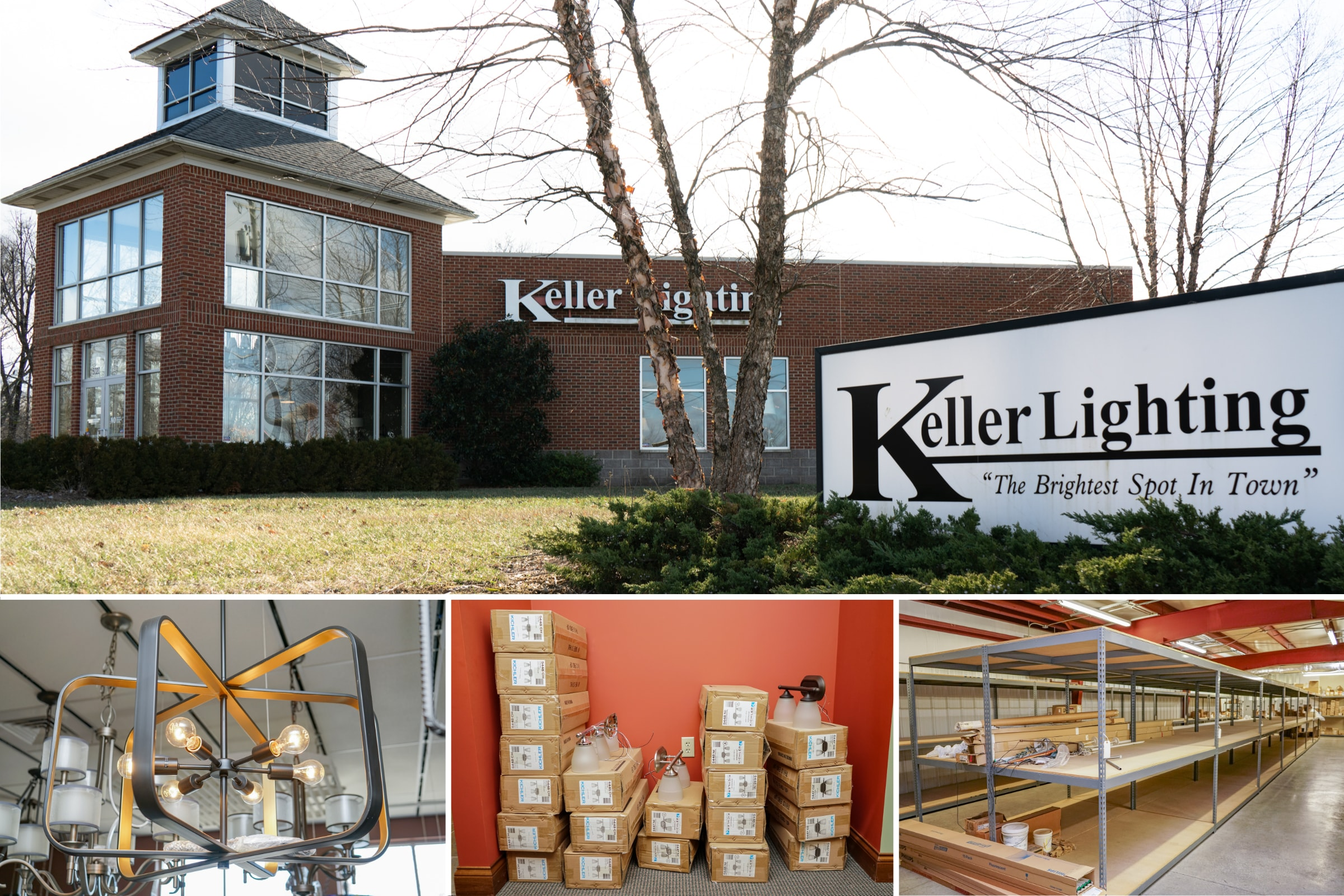 Keller Lighting Business Liquidation Auction