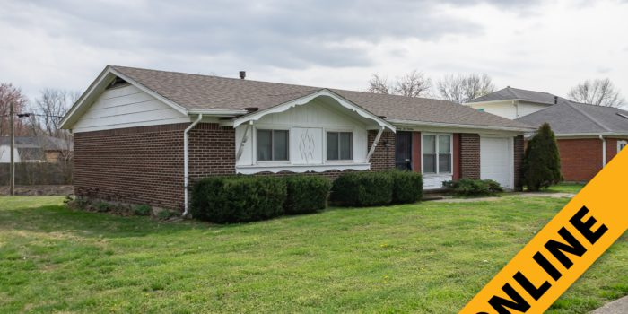 Meadows Ranch Home Online Auction