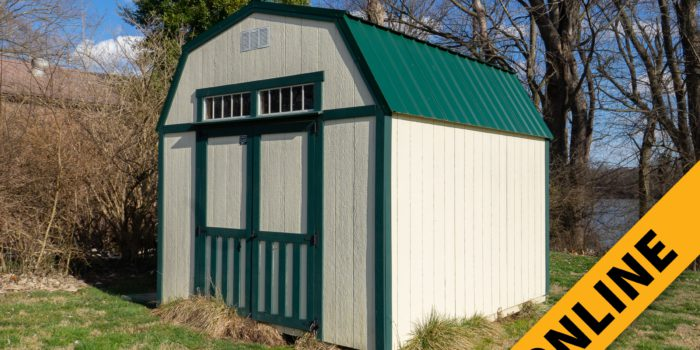 Millers Mini Barn Absolute Online Auction
