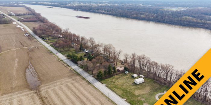 Riverfront Camp Absolute Online Auction