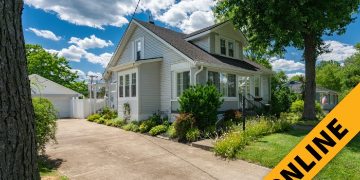 Renovated Bungalow Online Auction