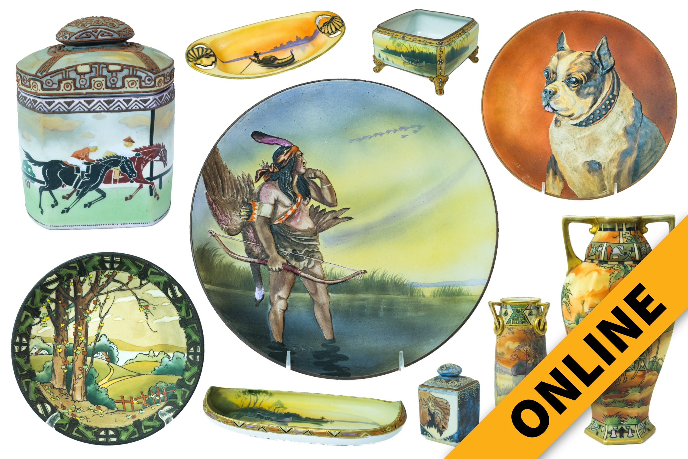 Landgraf Nippon Collection Online Auction