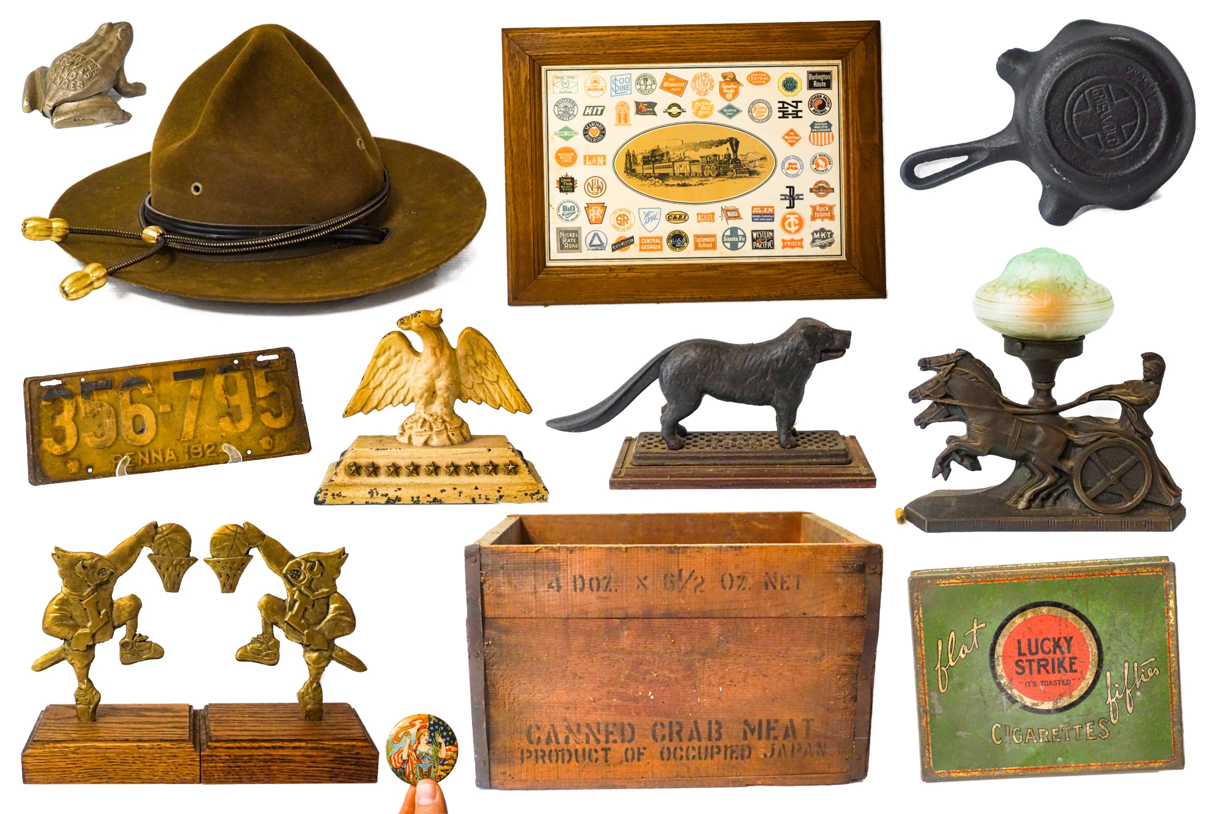 Kenny Landgraf Estate Auction