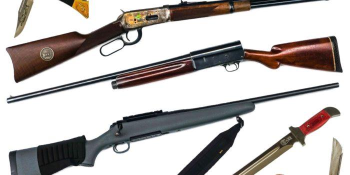 Firearms & Civil War Sword Auction