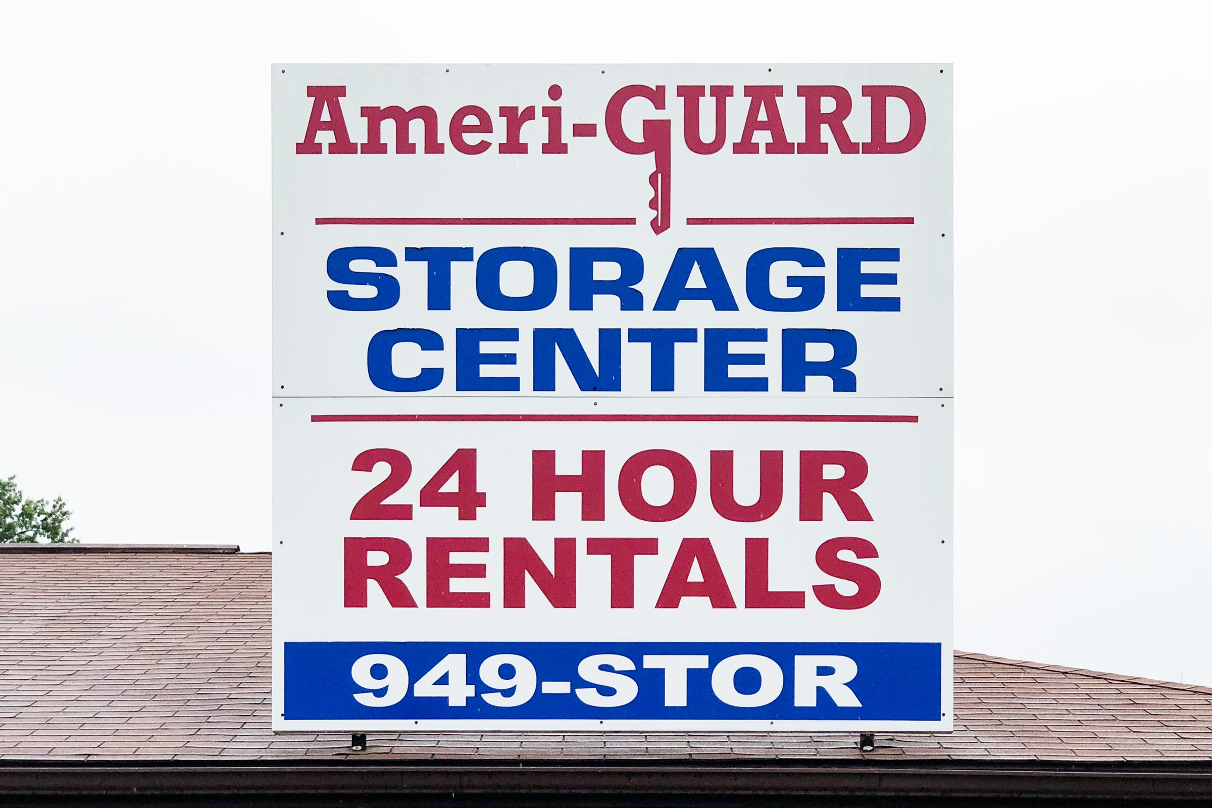 Ameri-Guard Storage Unit Auction