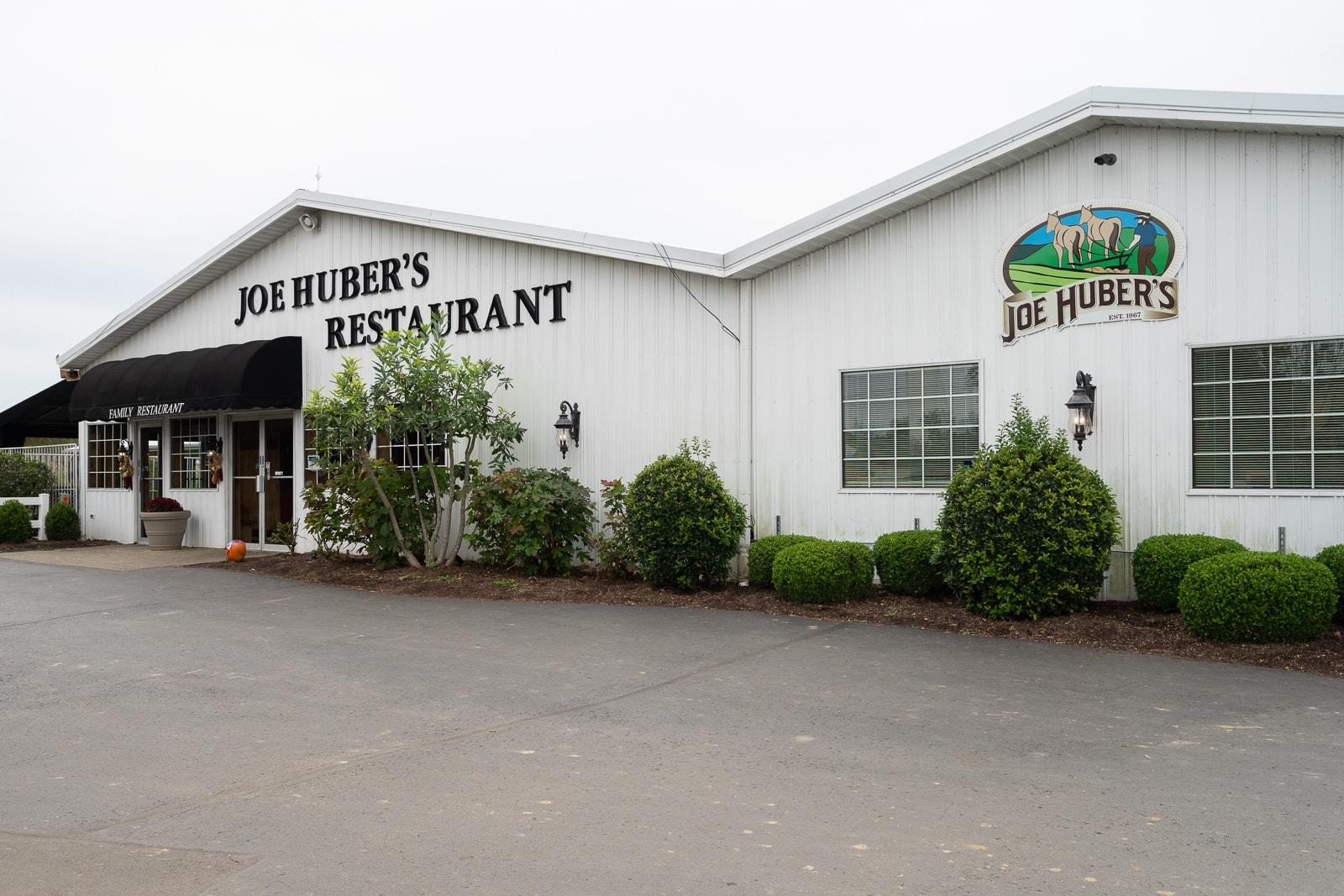 111718 Joe Hubers Restaurant 1