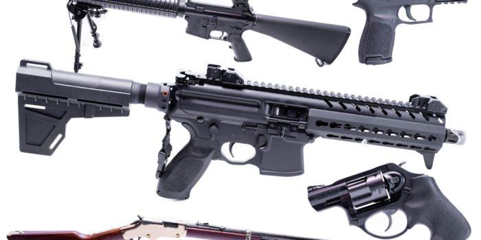 Sedwick Estate Firearm & Sword Auction