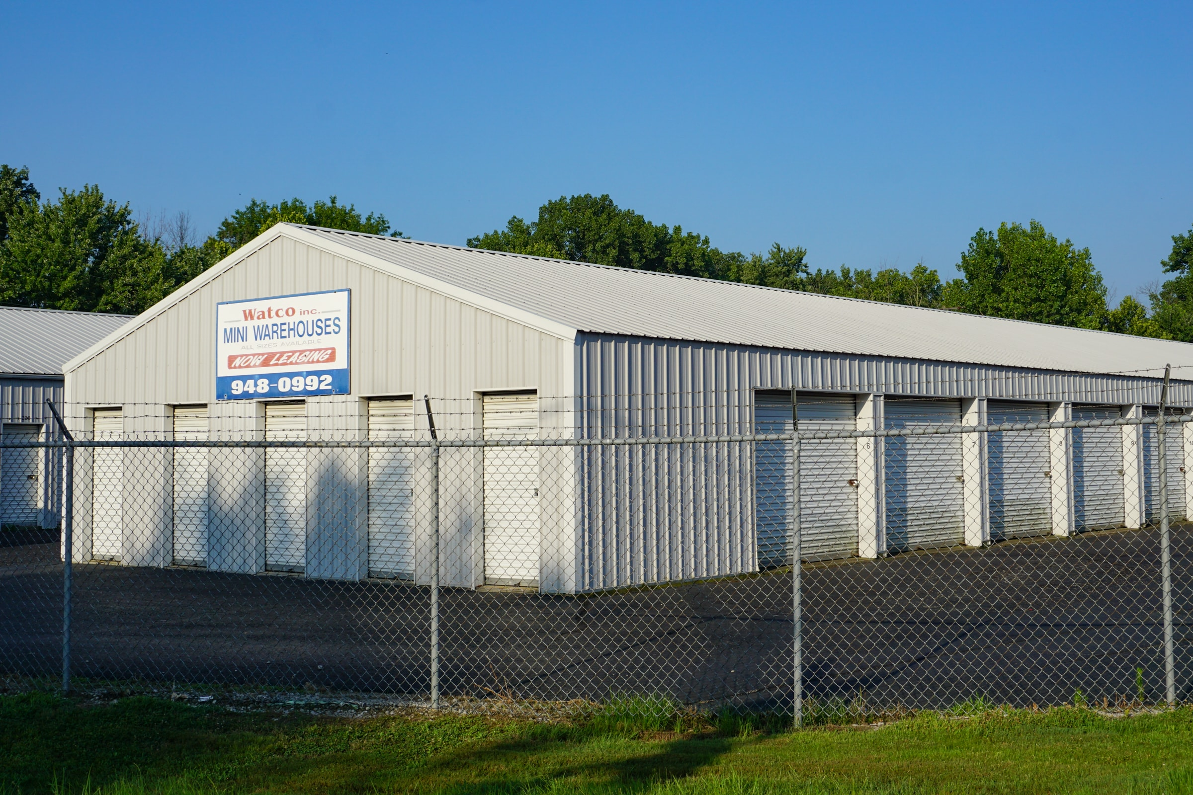 Watco Storage Unit Auction