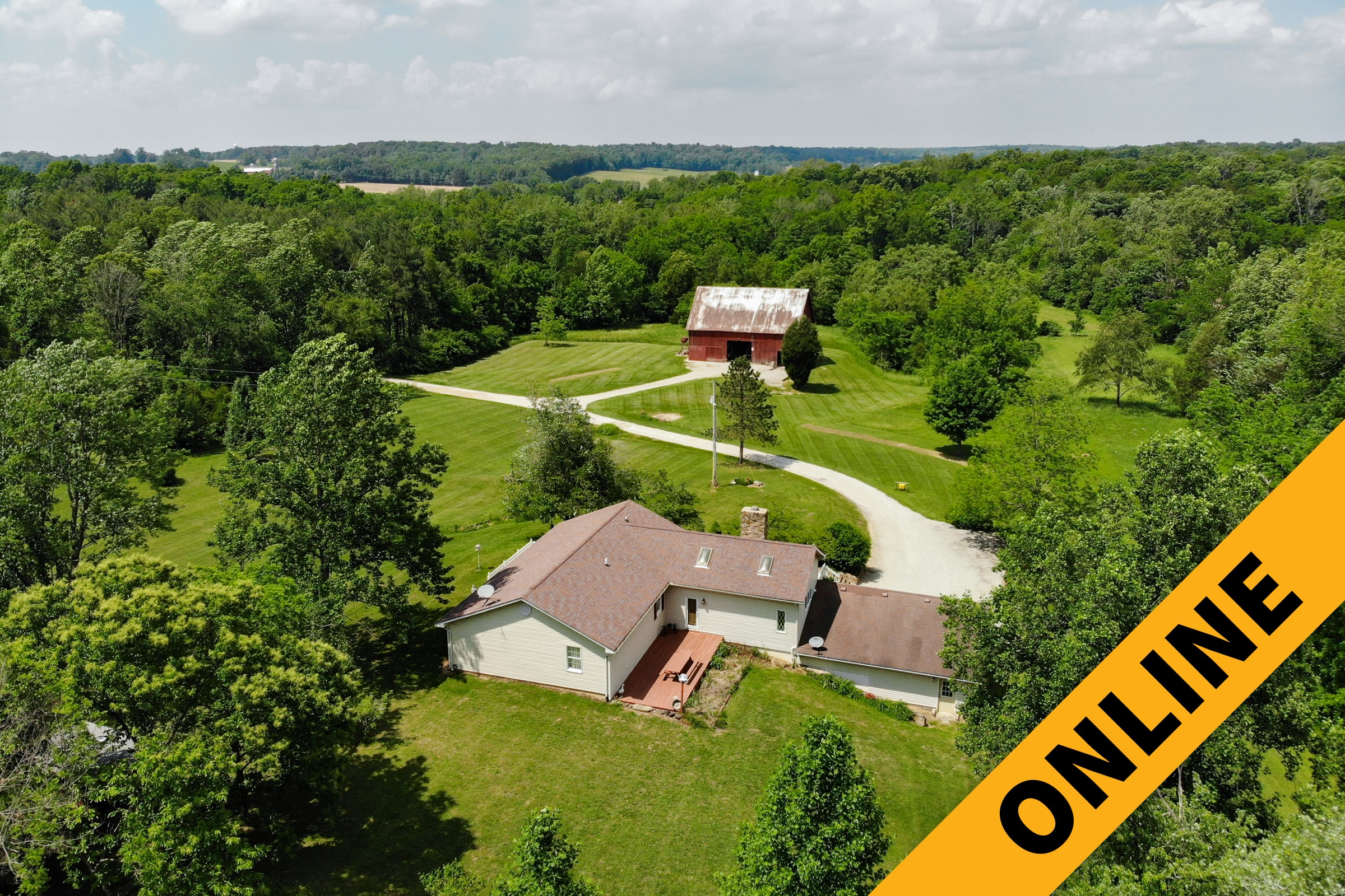 Floyd County  Land & Home Online Auction