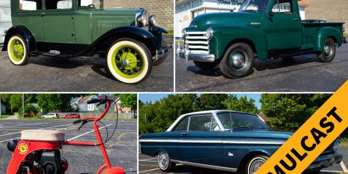 Worden Collector Car & Contents Auction