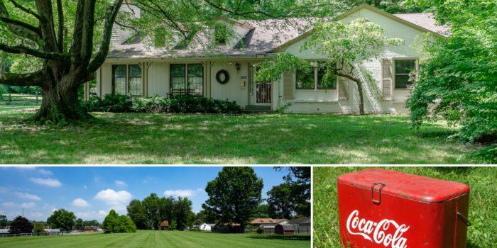 Park Place Home, Land & Contents Auction
