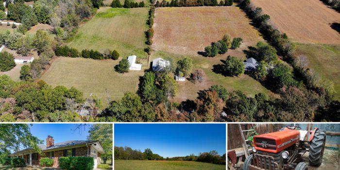 20 Acre Clark County Farm & Contents Auction