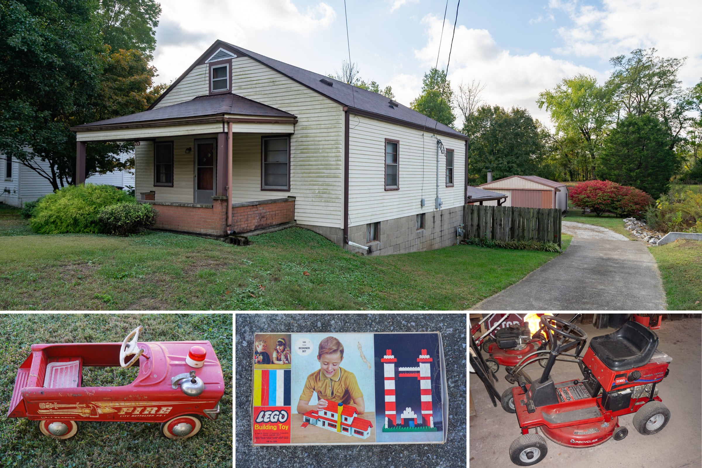 Crump Cottage Home & Contents Auction