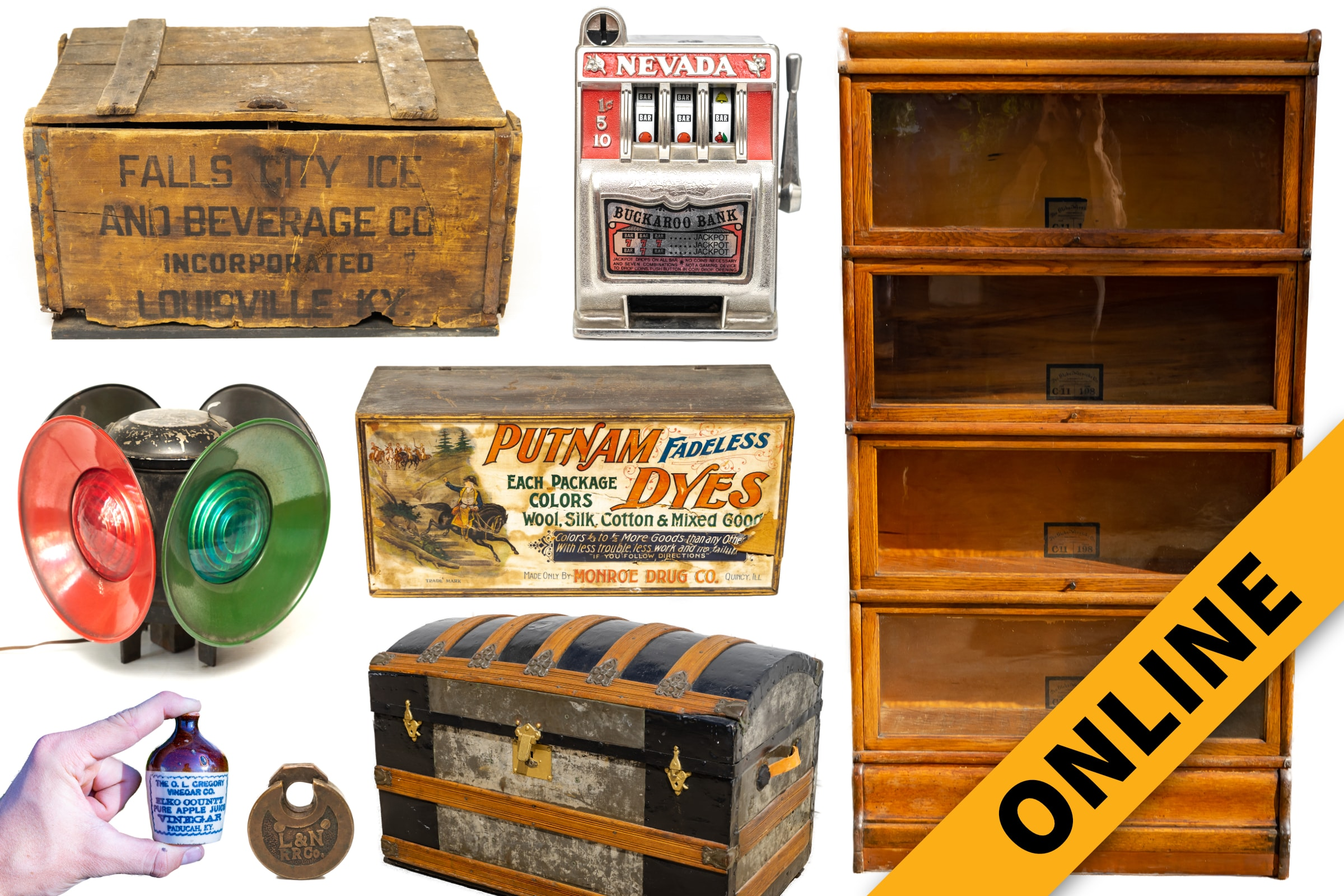 Goodale Lifetime Collection Online Auction