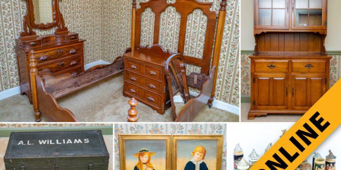 Furniture & Antique Online Auction