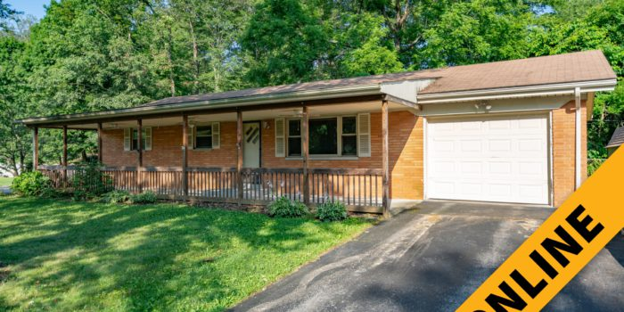 Floyds Knobs Ranch Home Online Auction