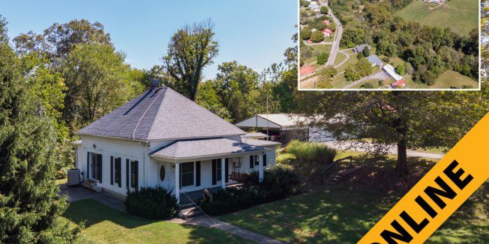 Big Blue River Home Online Auction