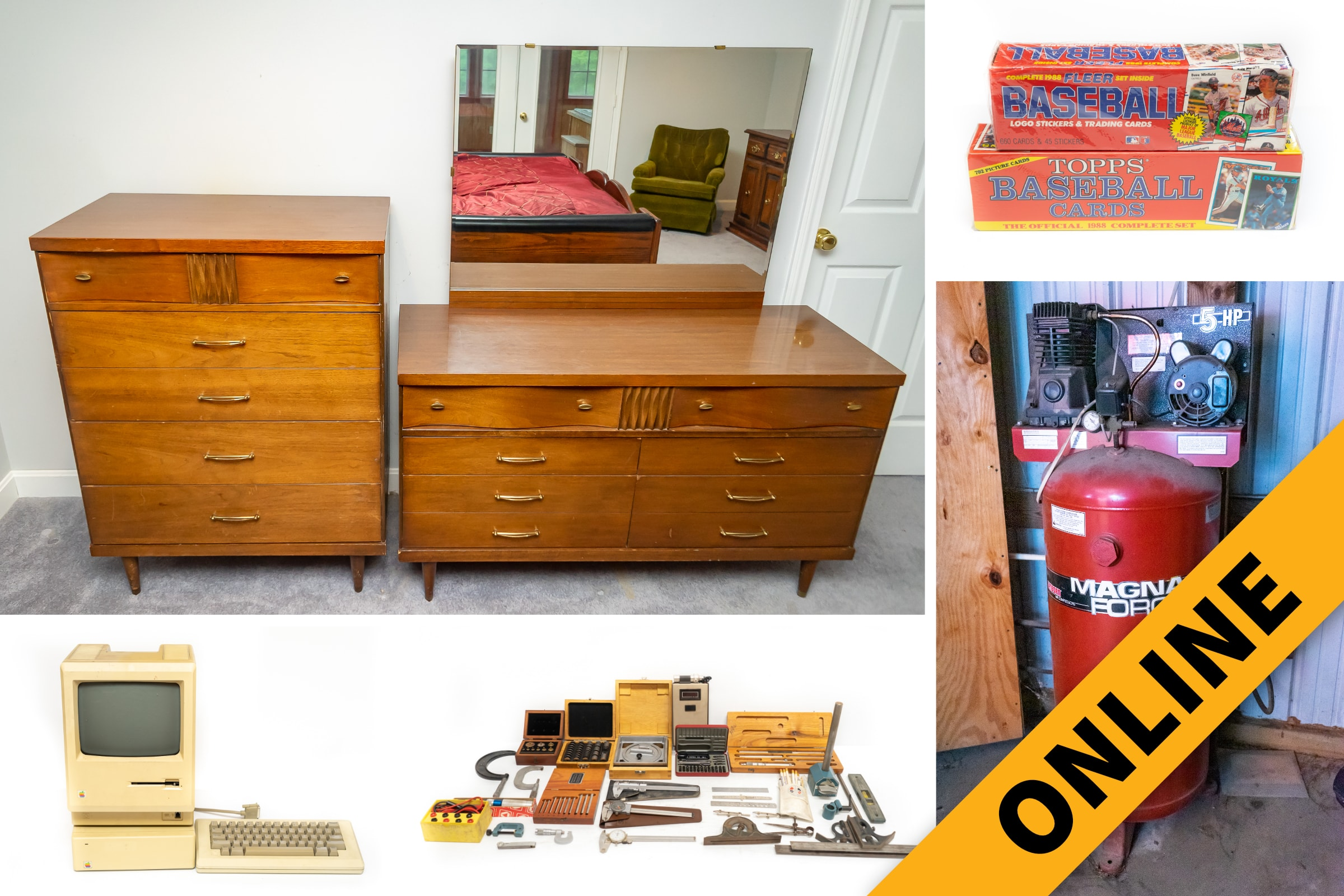 Lawrence Estate Personal Property Online Auction