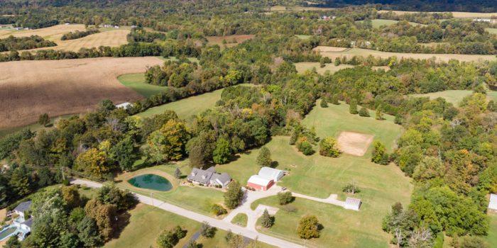 Floyd County 36 Acre Home & Barns Multi-Par Auction