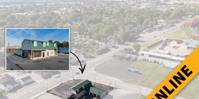 Tenth Street Commercial Online Auction