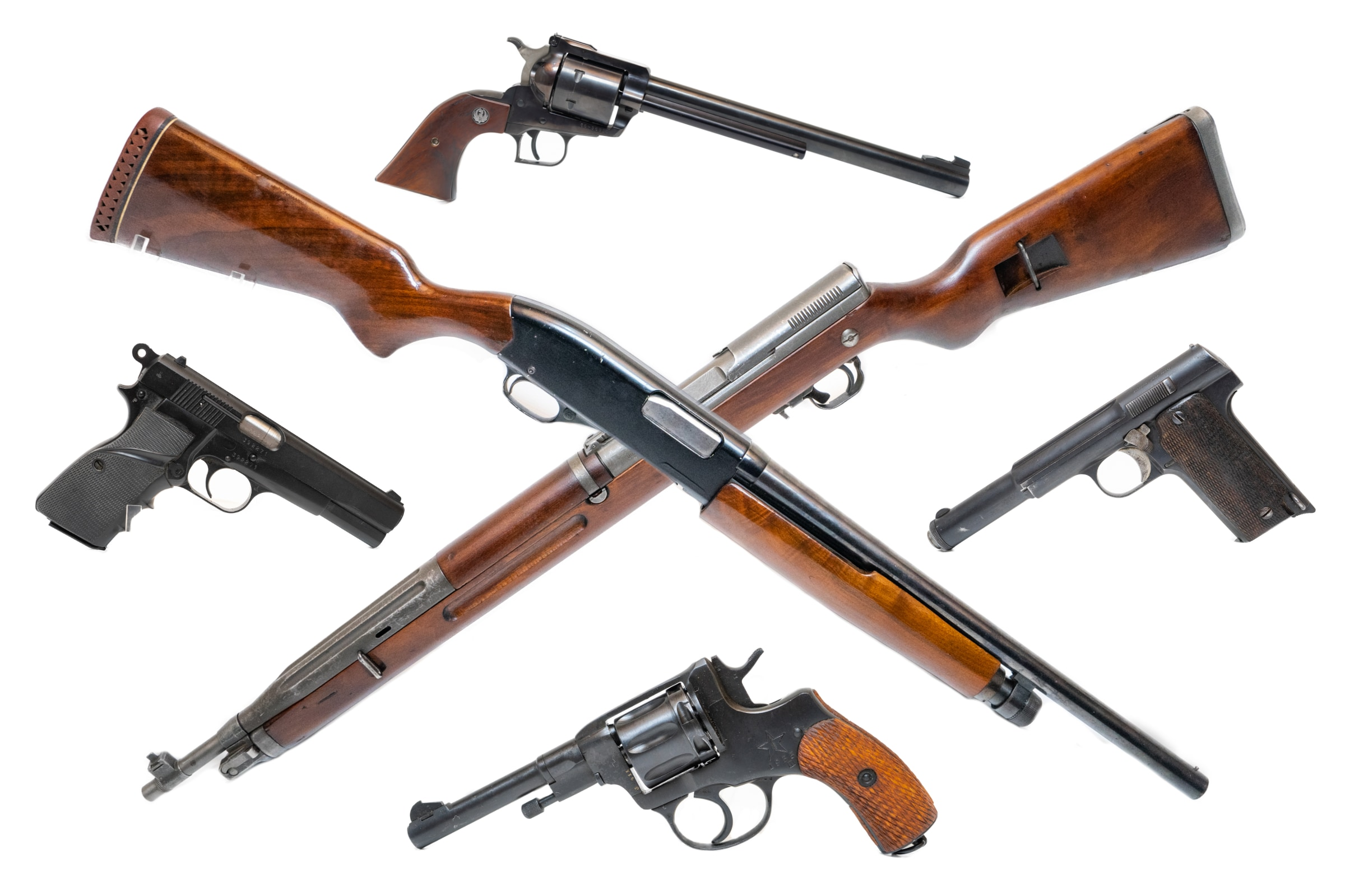 Lawrence Estate Firearm & Accessories Auction