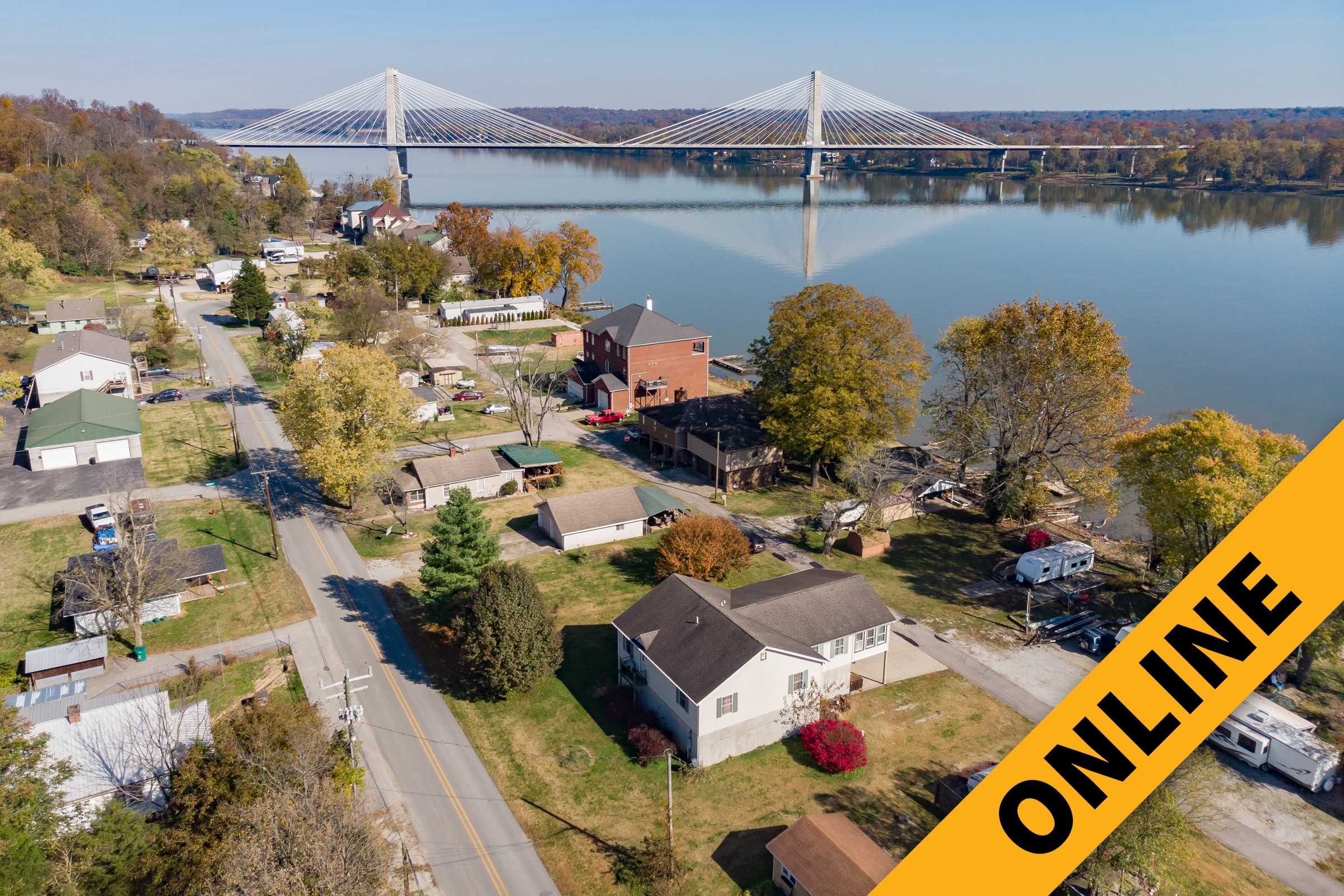 Utica Riverview Home Online Auction