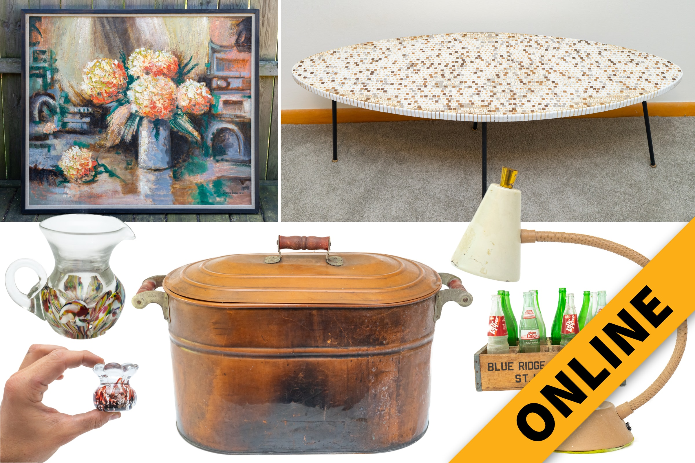Enteman Estate Lifetime Collection Online Auction