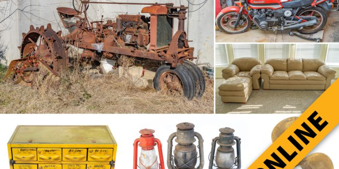 Moore Lifetime Collection Online Auction