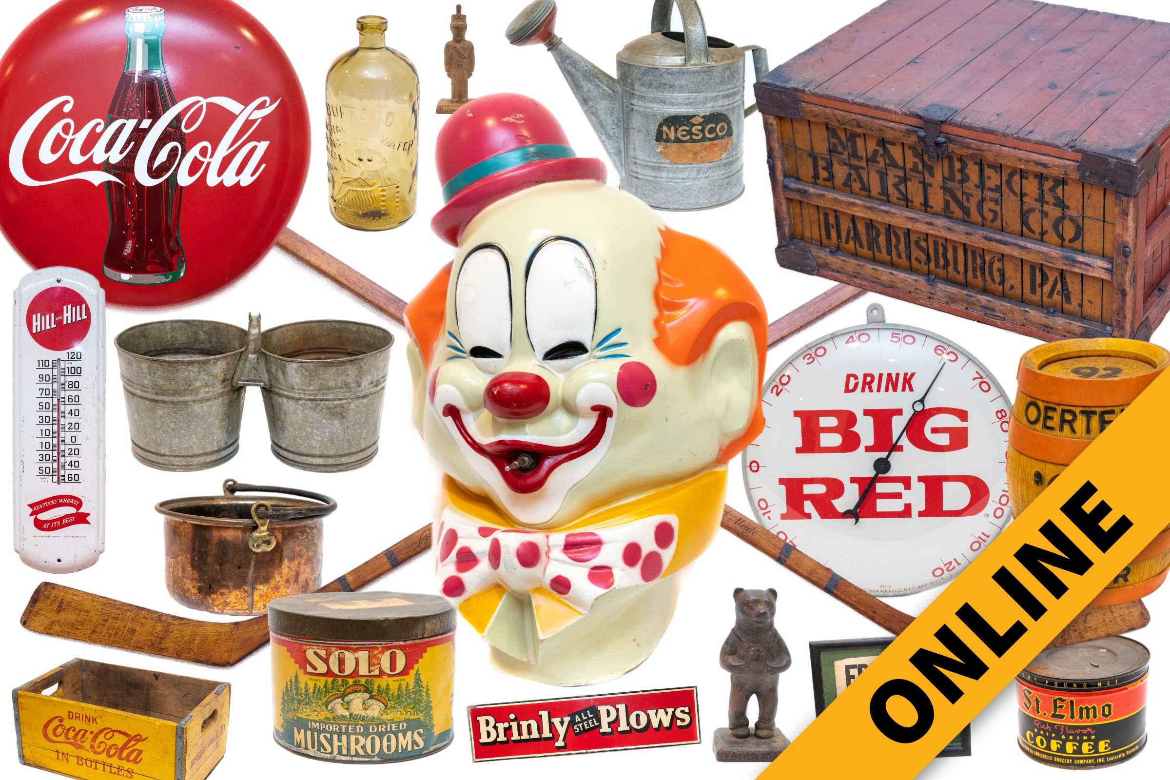 The Schmidt Estate Lifetime Collection Online Auction – Session 1