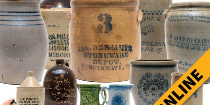 The Schmidt Estate Lifetime Collection Online Auction – Session 2
