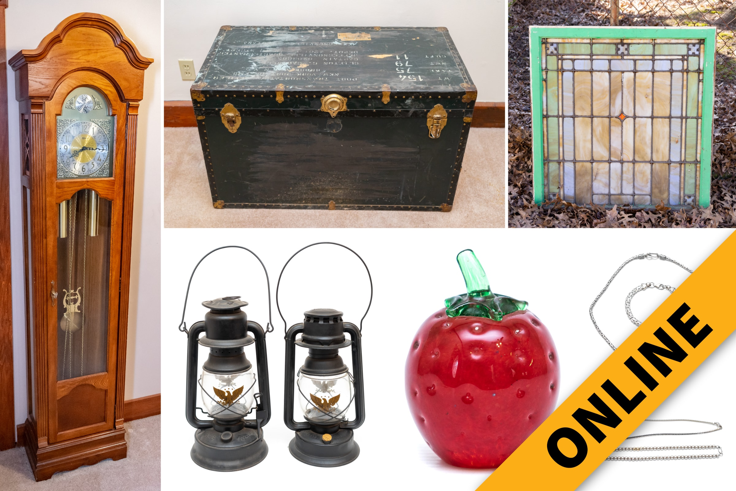 Parr Estate Personal Property Online Auction