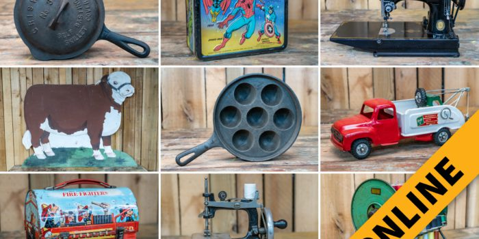 The Schmidt Estate Lifetime Collection Online Auction – Session 4